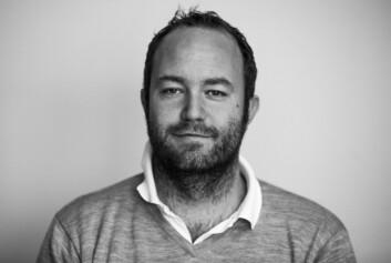 Nyhetsredaktør Yngve Garen Svardal i KOM24.