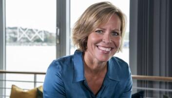 Administrerende direktør Cathrine Stensland i Metro Branding