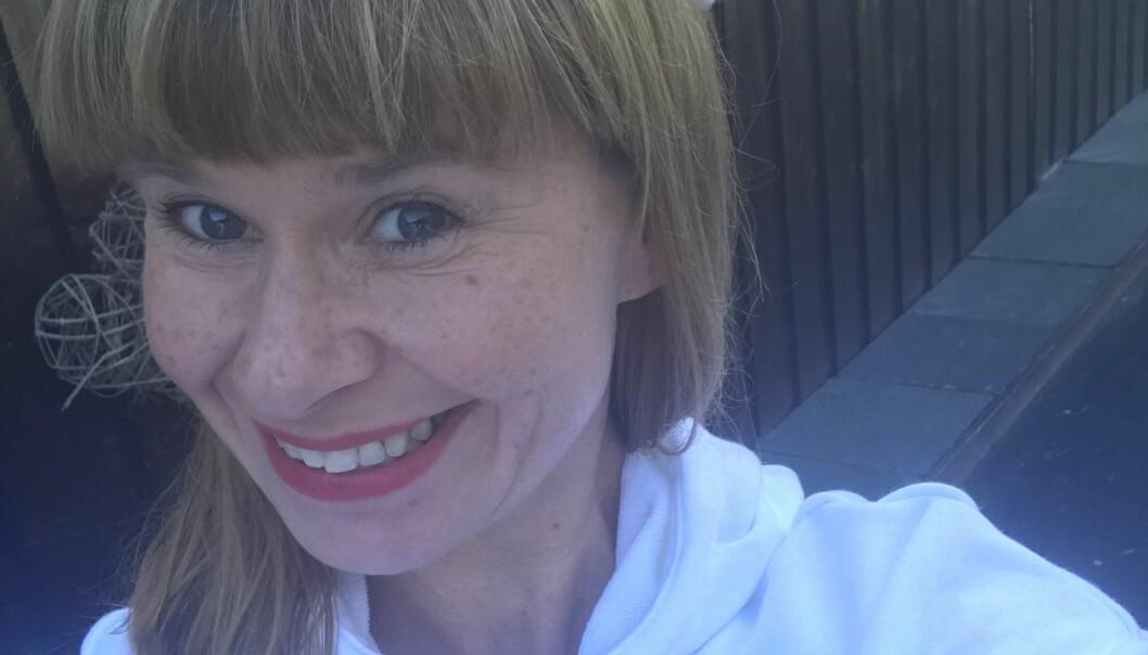 Line Lauvnes Oddekalv fortel i denne saka kva Høgskulen i Volda gjer for å lokka til seg kommunikasjonsstudentar til neste skuleår.