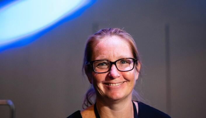 Kommunikasjonssjef Hanne Gjørtz i Oslo kommune