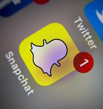 Snapchat vokste med 55 millioner aktive brukere