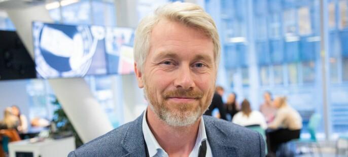 TV 2 sjefen: – Virkelig stolt av den nye profilen