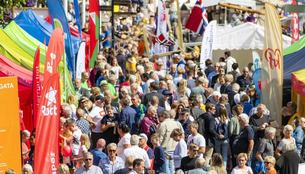 Geelmuyden Kiese satser stort på Arendalsuka: – En utrolig viktig arena