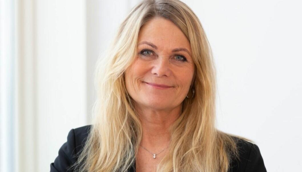 Dagleg leiar Merete Mandt Larsen i Mediebyråforeningen