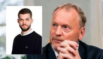 Han har skrevet Raymond Johansens koronataler: – Du skal forsøke å styre folks adferd