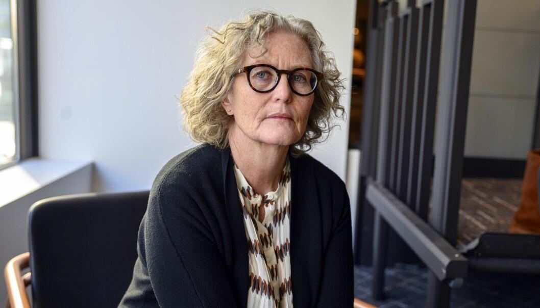 Hege Turnes er kommunikasjonsdirektør i NAV. Hun forteller om svært hektiske måneder for kommunikasjonsrådgiverne hennes.