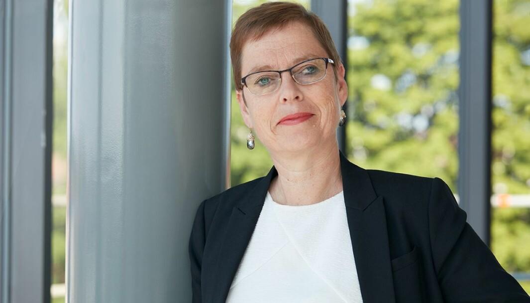 Direktør i Medietilsynet, Mari Velsand. Medietilsynet startet tilsyn med tv-selskapene Discovery Communications og Nent Group rett over nyttår