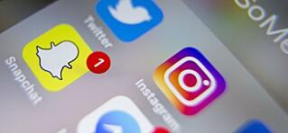 Ber USA stramme inn mot sosiale mediegiganter