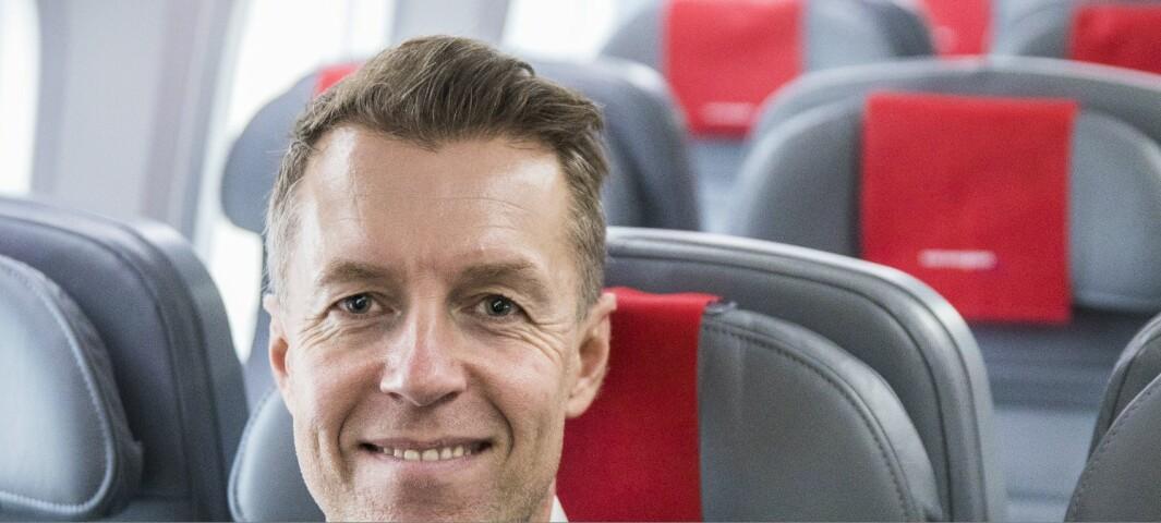 Lasse Sandaker-Nielsen slutter i Norwegian - klar for First House