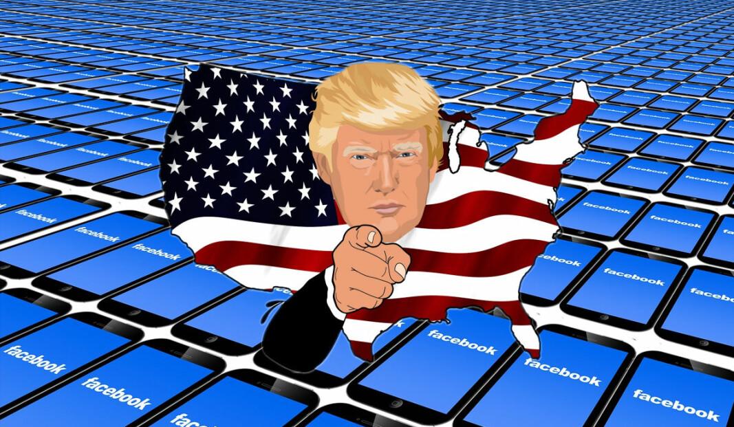 Bidrar utestengingen av Trump til mer ved til konspirasjonsbålet eller er det et effektivt middel i stanse farlige konspirasjoner?