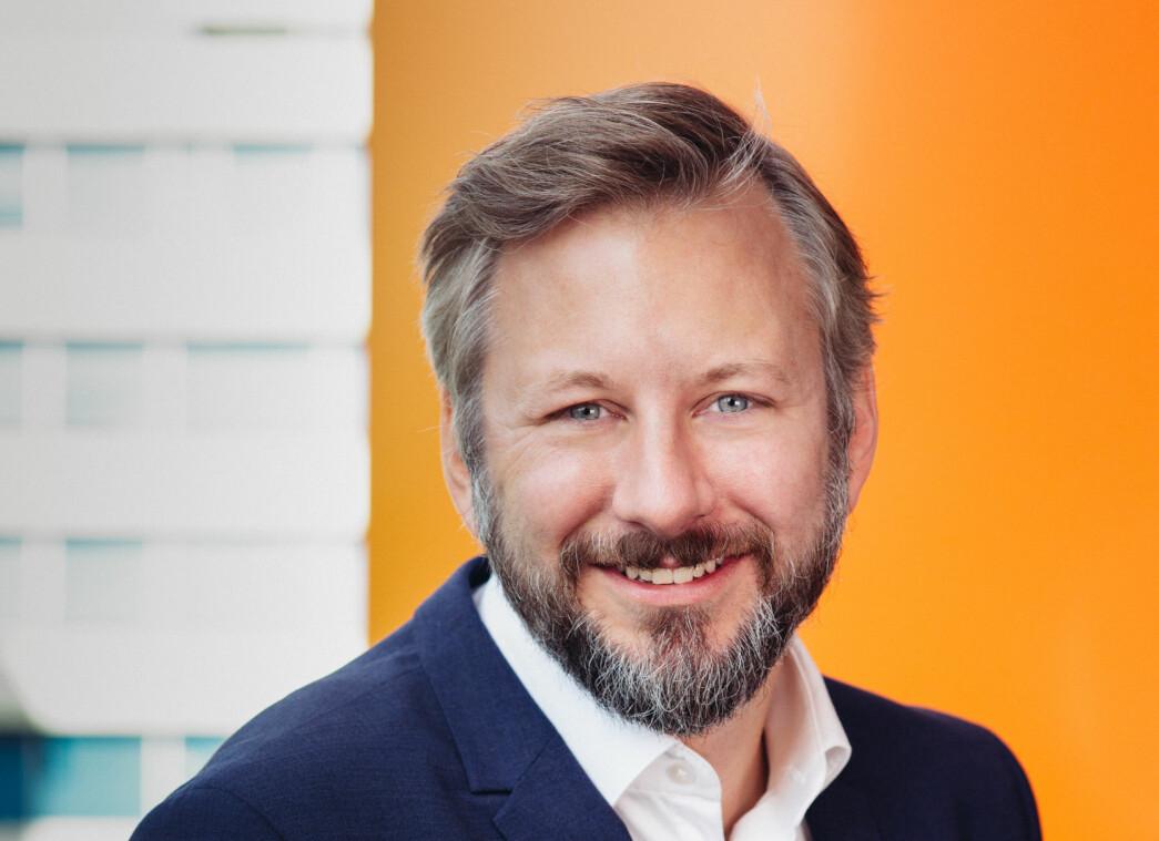 Eirik Oland Nedrelid blir kommunikasjonssjef i Hav Eiendom