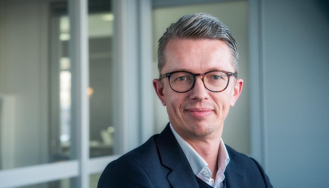 Espen Linna, fagleder for teknologi og brukeropplevelse i Metro Branding.