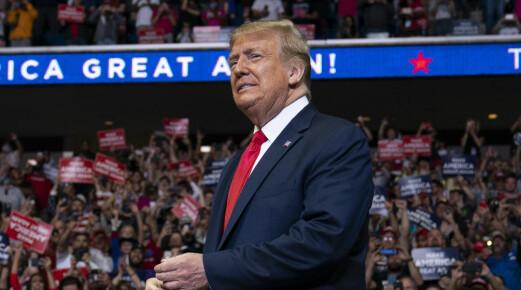 Twitter-sjefen: – Feirer ikke Trump-utestengelsen