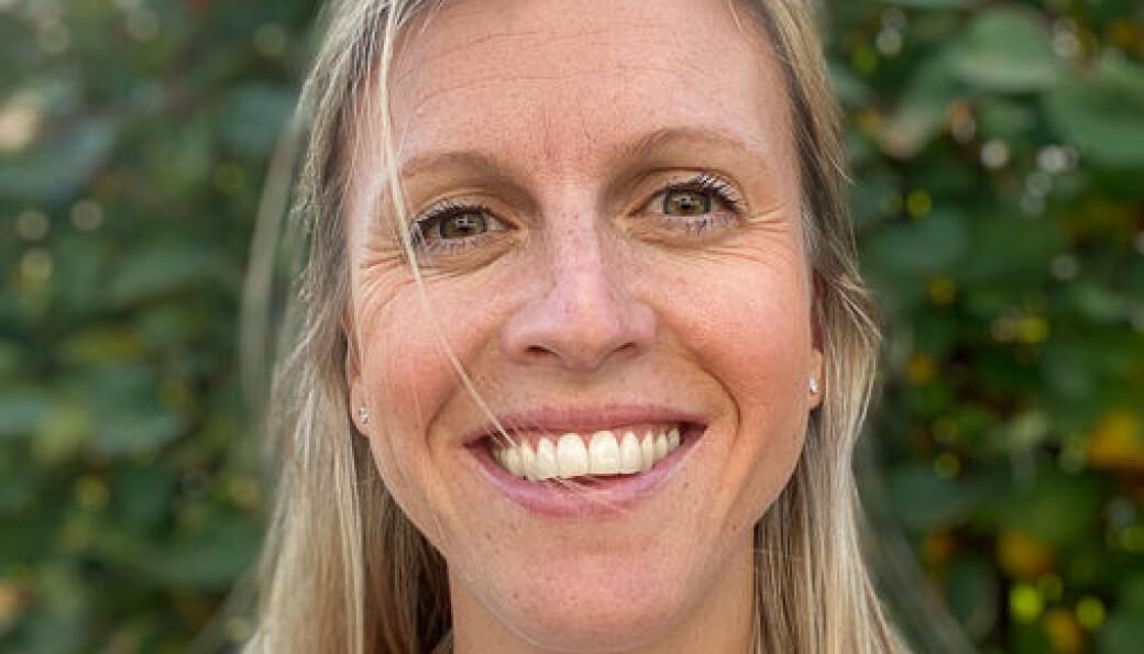Christine Eiken er glad verden har fått en litt bedre kjønnsbalanse siden 2012.