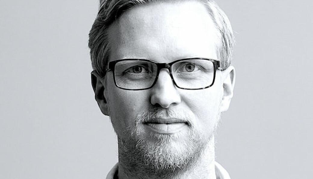 – Det å være ansvarlig for kommunikasjon i et raskt voksende selskap er veldig spennende, sier Henrik Faller