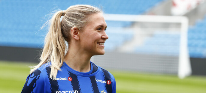 Tidligere landslagsspiller er ny innholdsprodusent i VIF