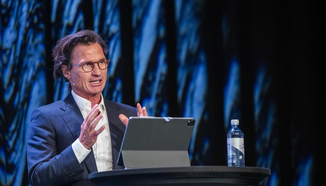 Investorene Petter A. Stordalen, Lars Løseth, Johan Johannson, Marius Varner og Christian Ringnes investerer til sammen nær 1 milliard kroner i et nytt kjøpesenterselskap