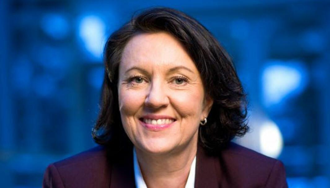 Inger Sethov er ansatt som kommunikasjonsdirektør i nyetablerte REITAN Handel AS.