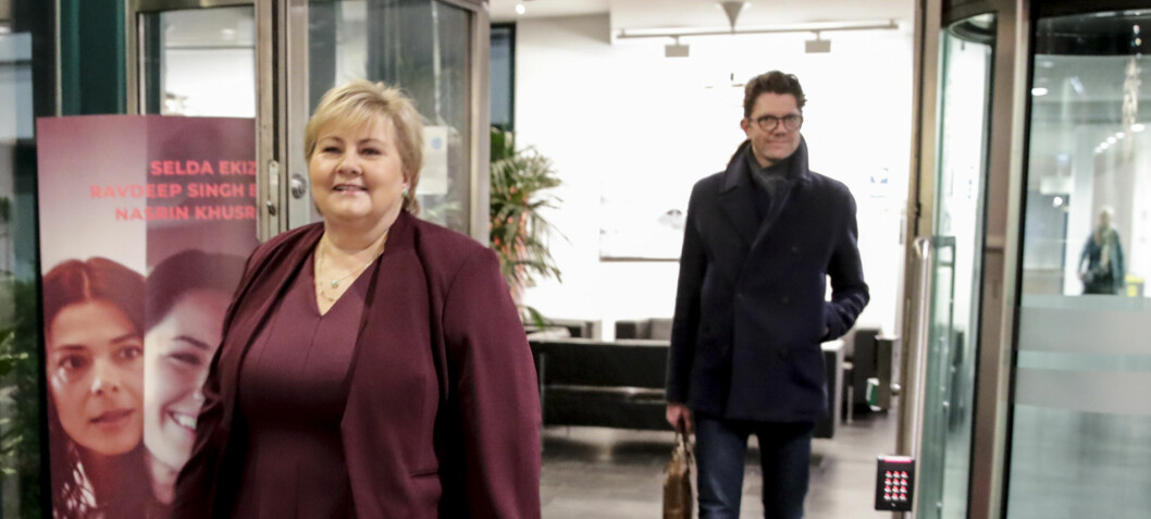 Høyre brukte over en halv million kroner på Snapchat-reklame i valgkampen 2017 – Her kan du se hva de skal gjøre i år