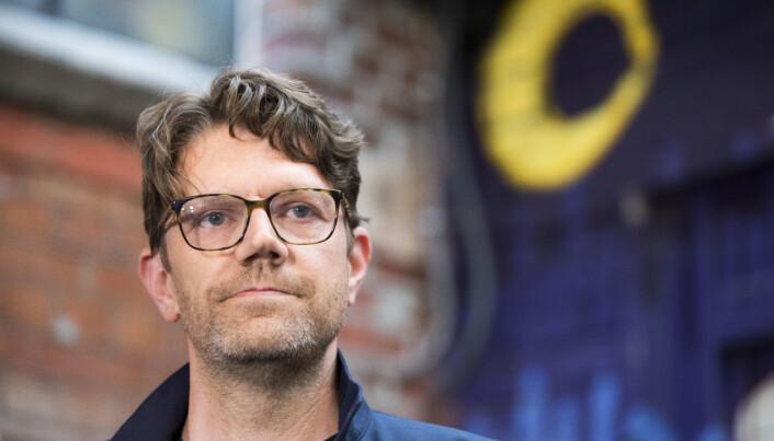 Rune Alstadsæter er Høyres fremste spindoktor, han sier han gleder seg til årets valgkamp. Strategien er lagt.