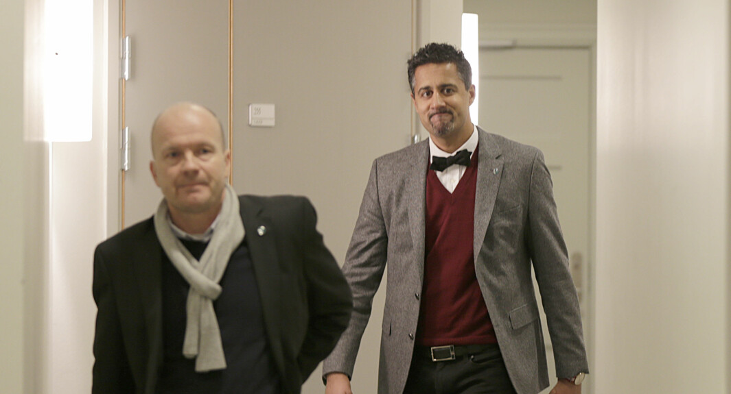 Kommunikasjonssjefen i Venstre: – Du må planlegge for det ukjente