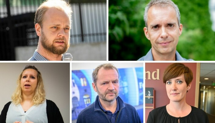 Nyhetsredaktørene slår tilbake mot kritikken: – Blir konspirasjonsladet