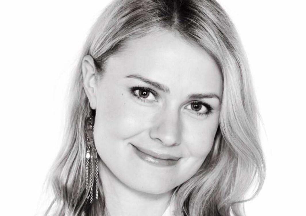 Rådgiver og kreativ prosjektleder Henriette Skådinn i Mindshare