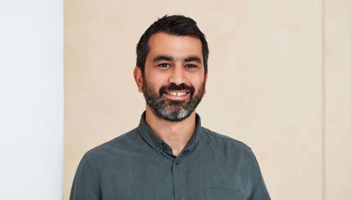 Benham Farazollahi mener TV 2s logo hverken kiler eller irriterer