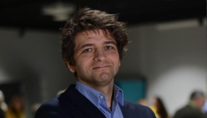 Kommunikasjonssjef Nils Mørk i MDG har tro på at dette blir valget da den «grønne bølgen» virkelig omfavner Norge