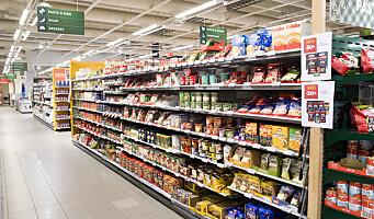 Stortinget vil bremse dagligvarekjedenes egne merkevarer