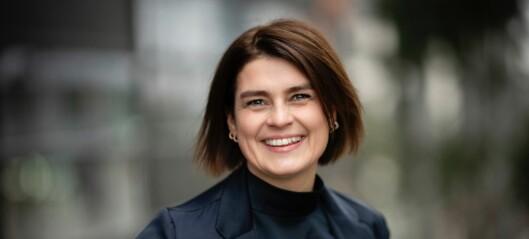 Maria Nakken går fra GK til Apeland