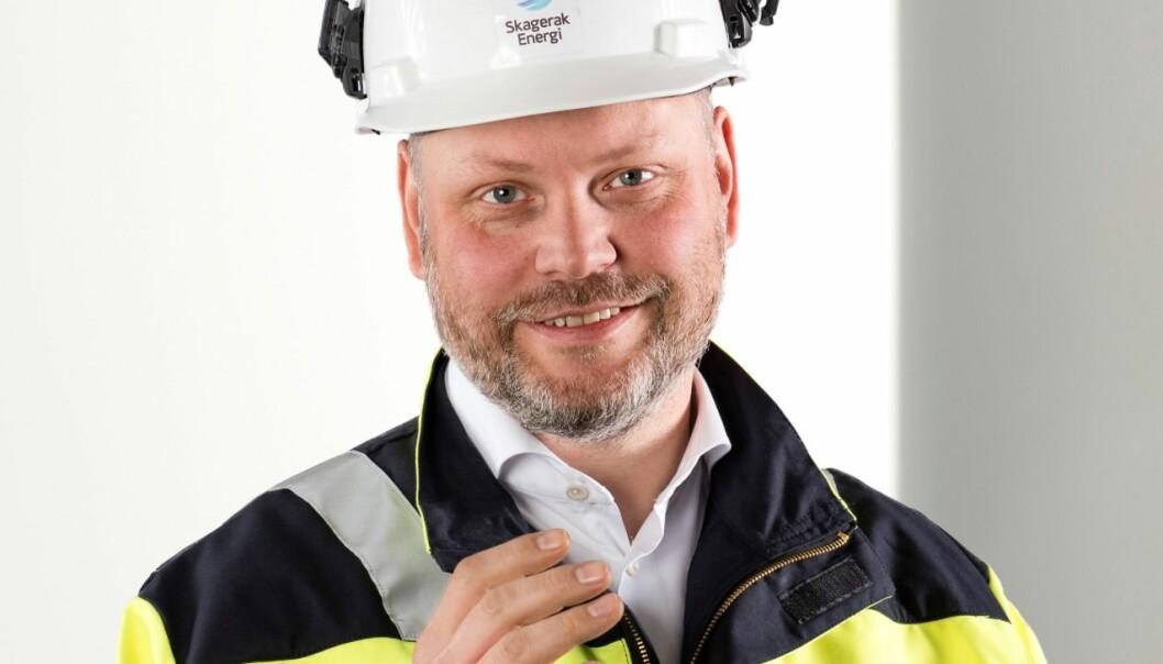 Over 90 selskaper er nødt til å bytte navn - Skagerak Energi inviterte de ansatte til navnekonkurranse