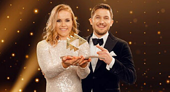 Helene Olafsen skal dele ut Gullfisken sammen med kjæresten