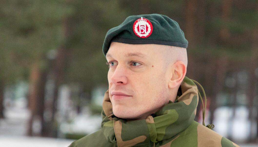 – Jeg var ganske svett i de første intervjusituasjonene med NRK