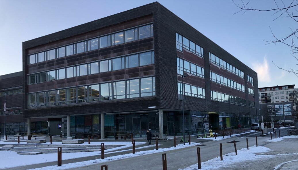Media Bergen-bygget i Bergen.