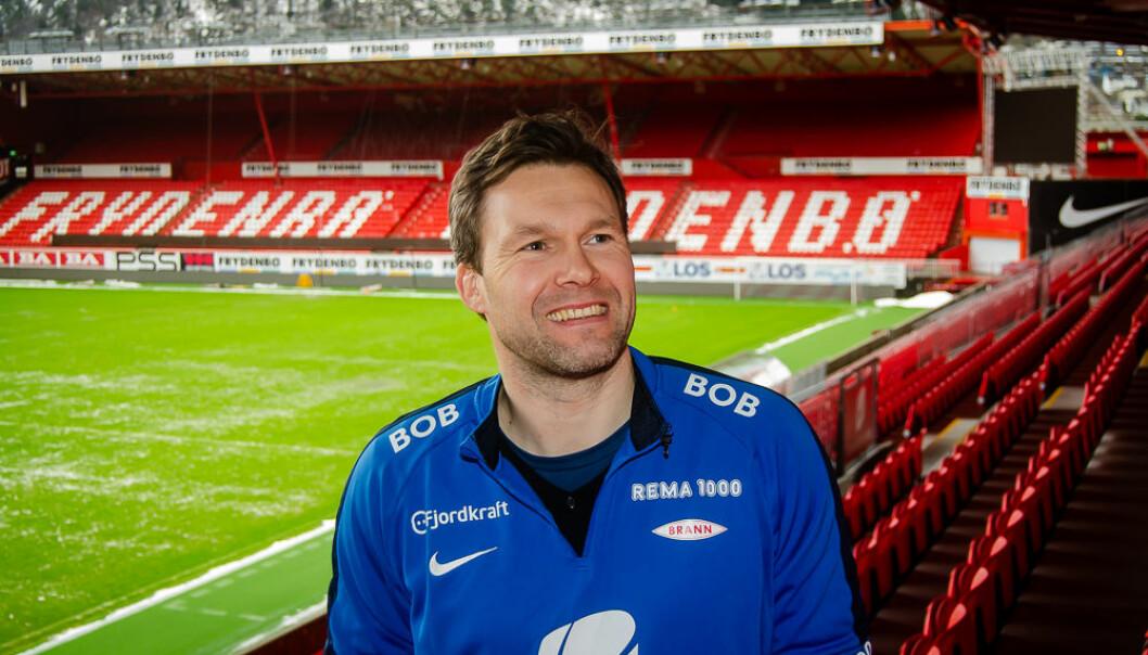 Håkon Opdal sier han har brukt det første året i Apriil til å prøve å finne ut hva han er god på.