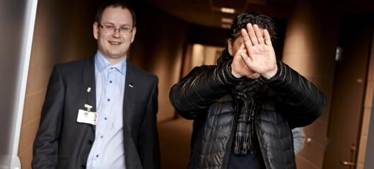 Kjetil var musikklærer i 18 år – Nå jobber han med kommunikasjon i landets største hockeyklubb