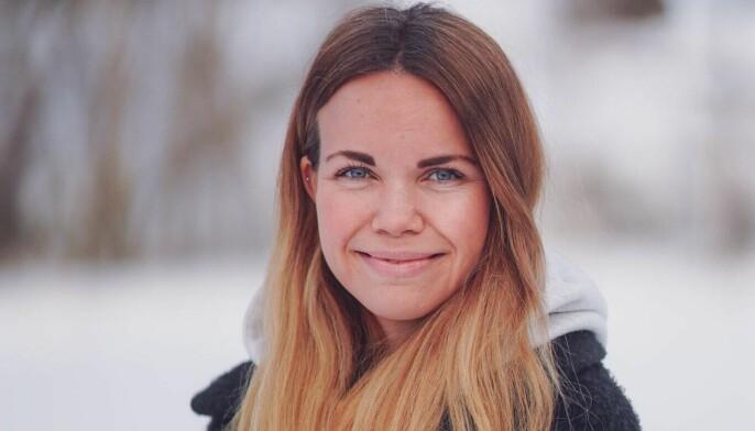 Henriette Grimstad sier at det ikke lå i kortene at hun skulle skifte jobb i 2021, men da telefonen fra Try kom, kunne hun ikke takke nei.