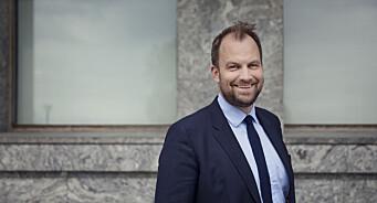 Rud Pedersen utvider til Litauen