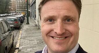 Stein Hernes er ny direktør for myndighetskontakt i Equinor