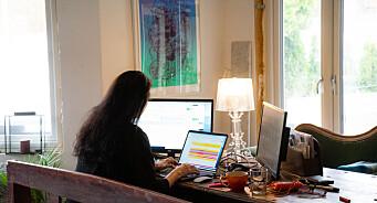 Byråledere bekymret for de ansatte på hjemmekontor