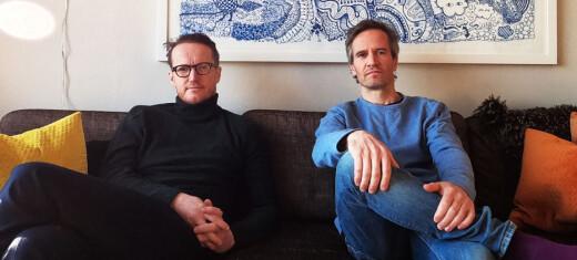 Mattis Bentzen og Morten Andresen går til Good Morning Naug