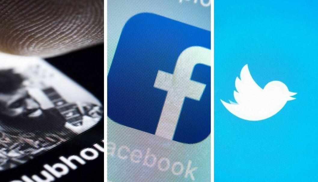 Både Facebook og Twitter jobber med egne «Clubhouse-kloner»