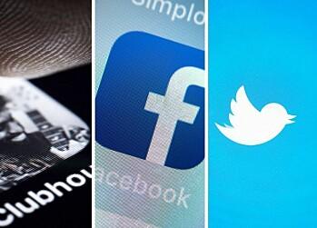 Facebook og Twitter vil konkurrere med Clubhouse