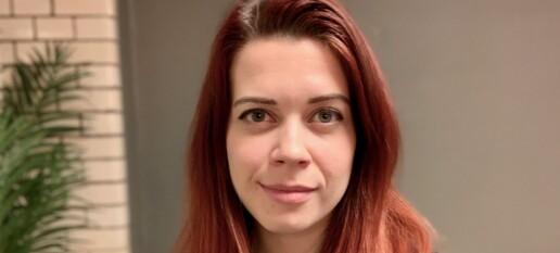 Kathinka Sletten forlater journalistikken: – Må forstå verdien av sosiale medier