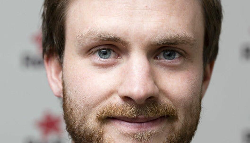 Kommunikasjonsansvarlig Iver Aastebøl i Rødt forteller at partiet har opplevd stor suksess ved å sende live fra Stortingsdebatter.