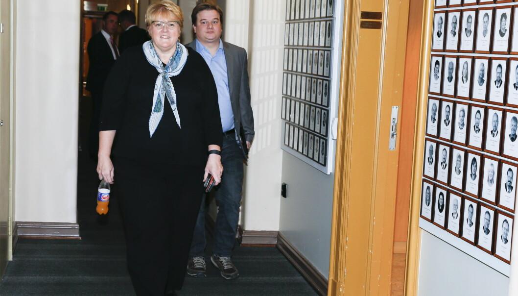Karl Arthur Giverholt, her hakk i hælene på daværende partileder Trine Skei Grande i 2016, er nå ferdig på Stortinget for Venstre. Nå skal han selge sine kommunikasjonsråd på det åpne markedet.