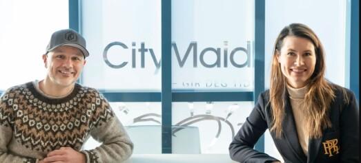 CityMaid inngår samarbeid med Optus Digitalbyrå
