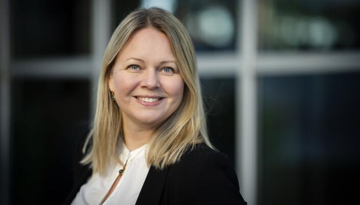 Tidligere statssekretær Frida Blomgren til Apeland