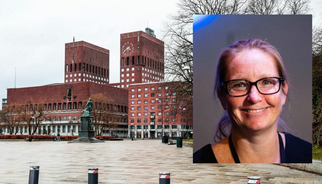 – Vi har også sett at det ikke nødvendigvis er hva politikere forteller deg at du skal gjøre som funker best, sier kommunikasjonssjef Hanne Gjørtz i Oslo kommune.